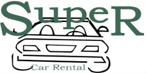 logo Super Car Rental